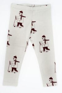 Legging don't grow up skate print sweat